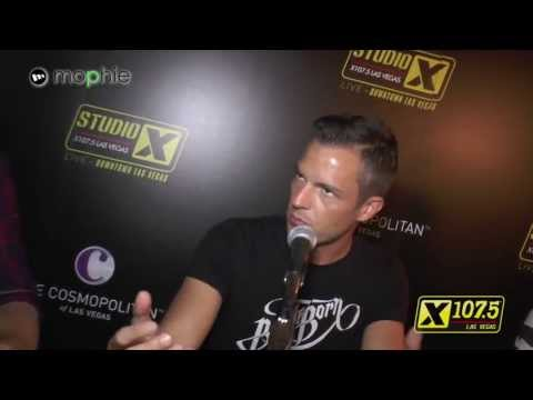 Brandon Flowers Interview From Life Is Beautiful Music Festival