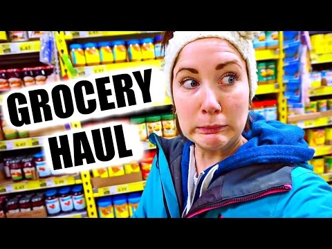 GROCERY HAUL! | My Staple Food Items!