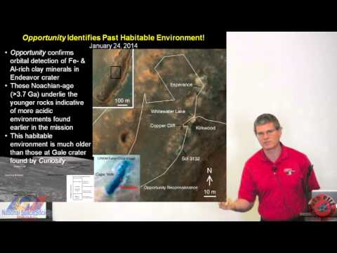 David Williams - Roving The Solar System - National Space Society (Phoenix)