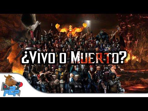 Mortal Kombat: ¿qué personajes viven o están muertos?