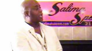 Salima Speaks - Todd King interview part 1