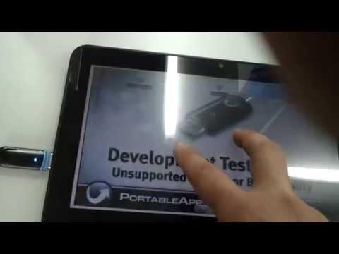 Обзор планшета ViewSonic ViewPad 10 часть 2, (HD 720p)