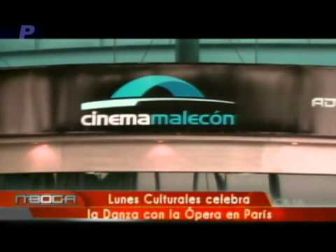 Lunes culturales celebra la danza con la ópera en París