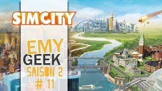 SimCity 5, saison 2 - Episode 11 : Développement universitaire
