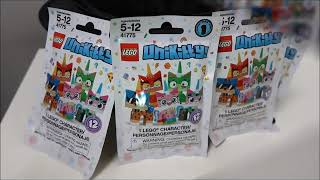 More Unikitty Lego Blind Bags - Surprise Toys