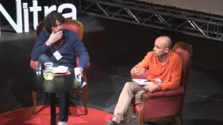 DISKOMFORT: Petr Mára & Tomáš Hajzler at TEDxNitra