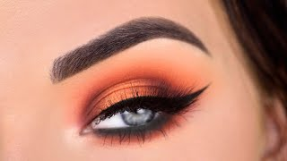 Morphe 35O3 Fierce by Nature Eyeshadow Palette   Fall Eye Makeup Tutorial