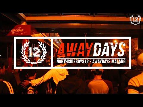 NORTHSIDEBOYS12 - AWAYDAYS MALANG