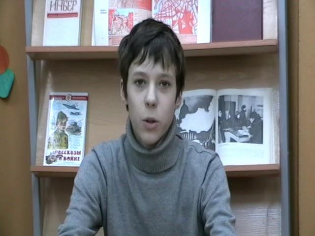Изображение предпросмотра прочтения – СергейХаритонов читает произведение «Блокада» Ю.П.Воронова