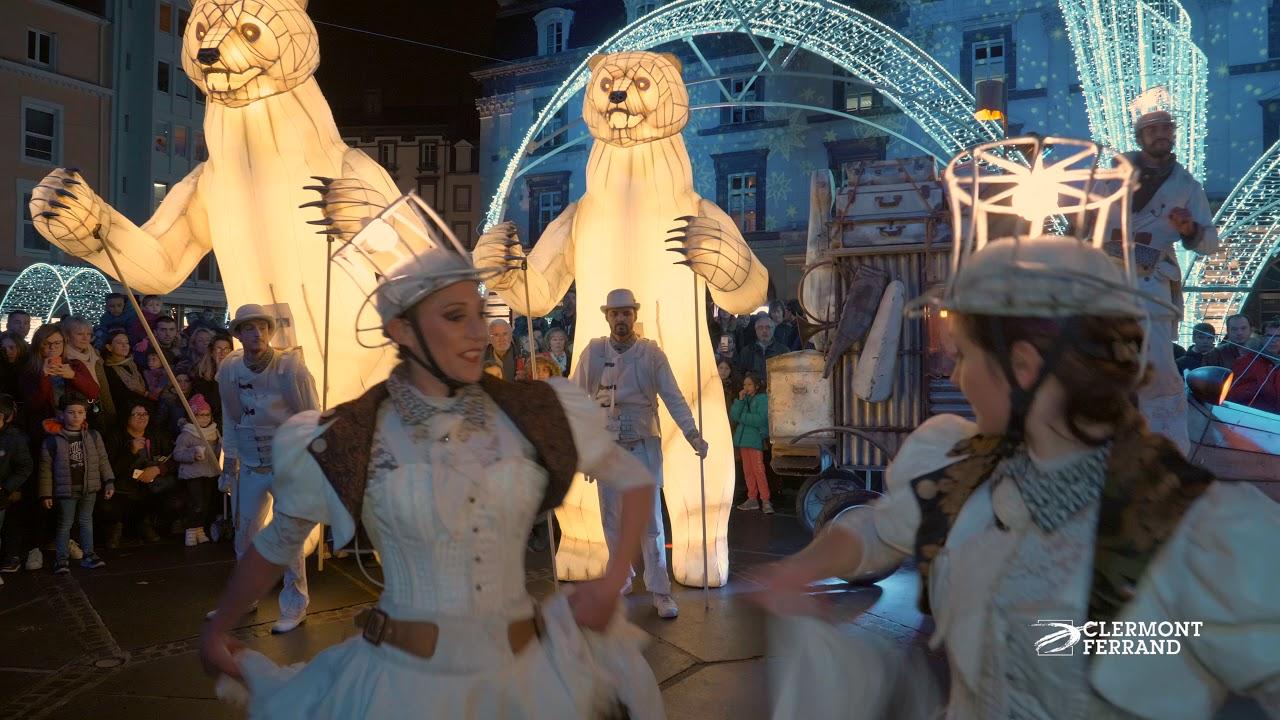parade de noel 2018 clermont ferrand Retour en images sur la Grande Parade de Noël à Clermont Ferrand  parade de noel 2018 clermont ferrand