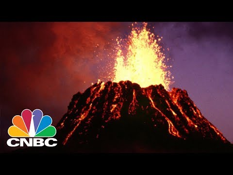 Sleep In A 1,000-Year-Old Rainforest And Tour The World's Most Active Volcano In Hawaii | CNBC