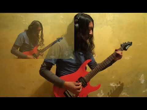 Joe Satriani - Super Funky Badass cover