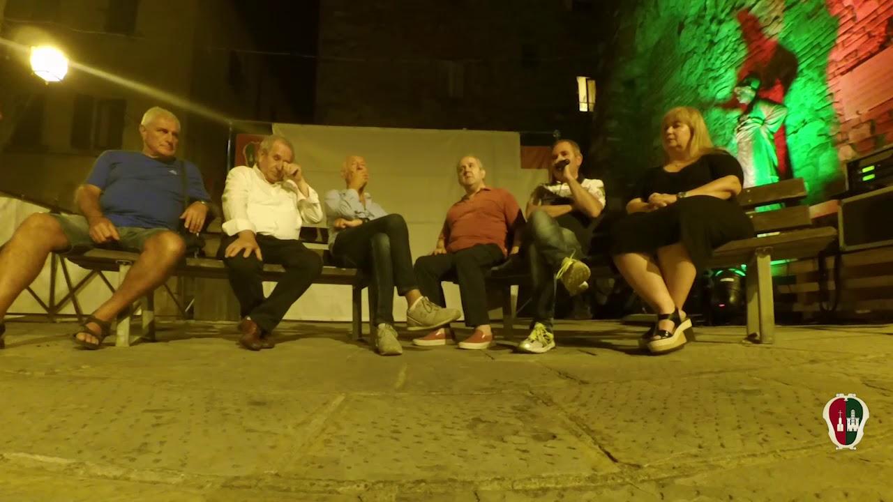Lunedi di storia in Colcitrone -  La giostra del 78