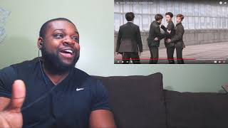iKON - 'I'M OK' M/V MAKING FILM Reaction