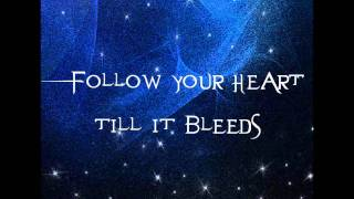 Evanescence - End of the Dream (Lyrics)