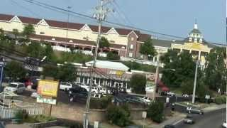 Branson Missouri Strip Drive on Route 76
