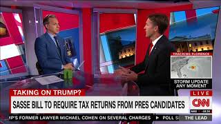 Ben Sasse on CNN: Drain the Swamp