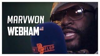 MARV WON | Don't Flop WebHam