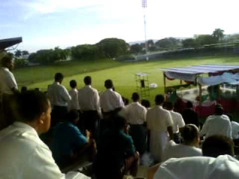 MYF,Fiji choir, Lautoka 08 Camp