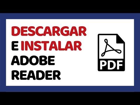 adobe reader gratis en español para windows 7