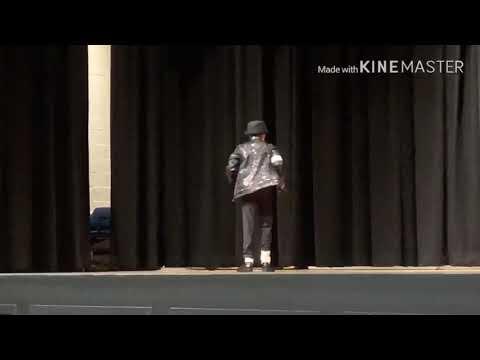 I Won!!   Crockett Intermediate School Talent Show 2020