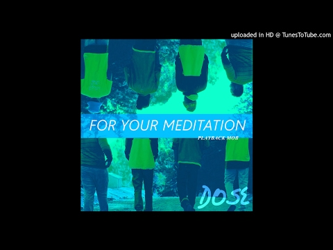 Playback Mob - For Your Meditation EP