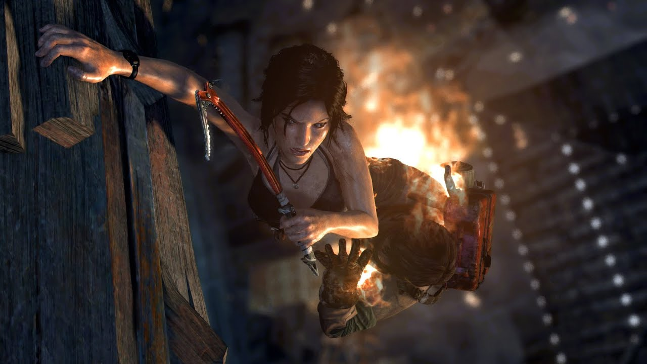 Tomb Raider: Definitive Edition now available on PS4 and Xbox One