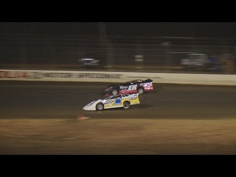 Super Late Models | Magnolia Motor Speedway | Nov  26 , 2016
