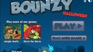 Bounzy Halloween -Walkthrough