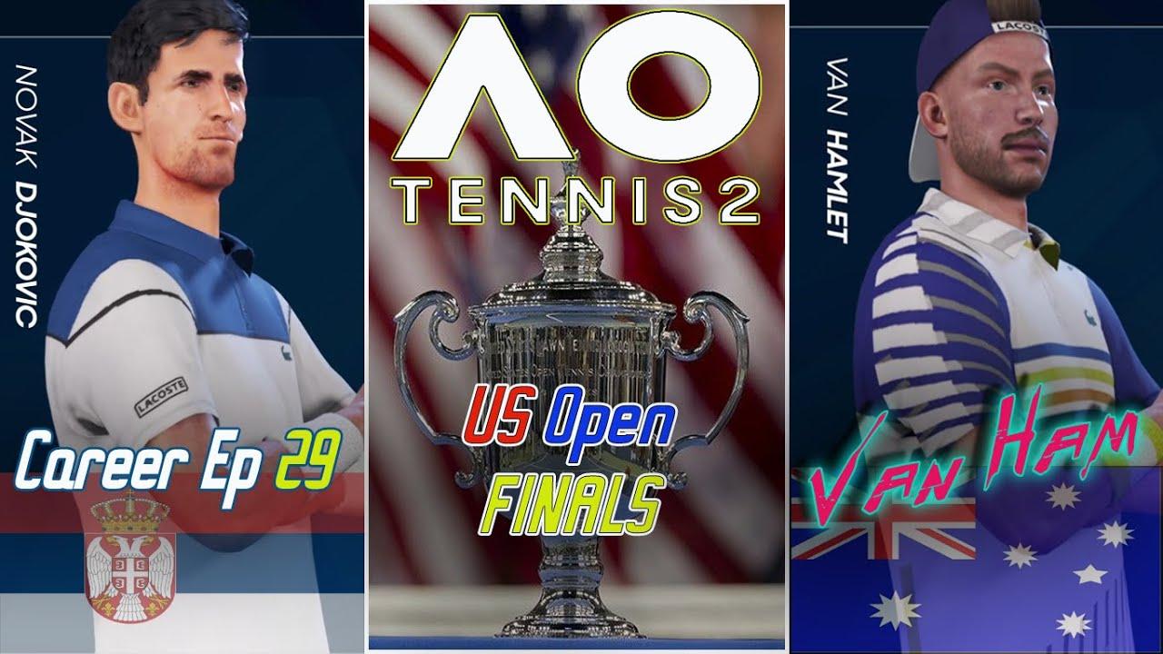 Us Open Finale