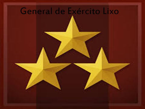 (Point Blank)General de Exército Lixo De Hacker