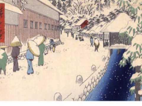 Meiji Restoration End of film
