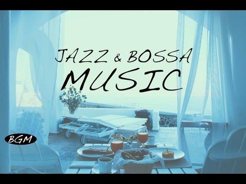 【3HOURS】Jazz & Bossa nova Music - Background Music - Music For Study,Work