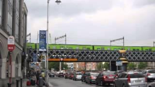 Dublin. Conmuter Train.