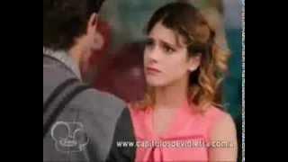Diego y Violetta a veces se dijeron mi amor