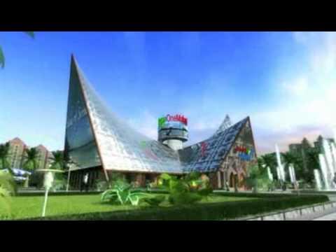 Malaysia pavilion at Shanghai World Expo 2010