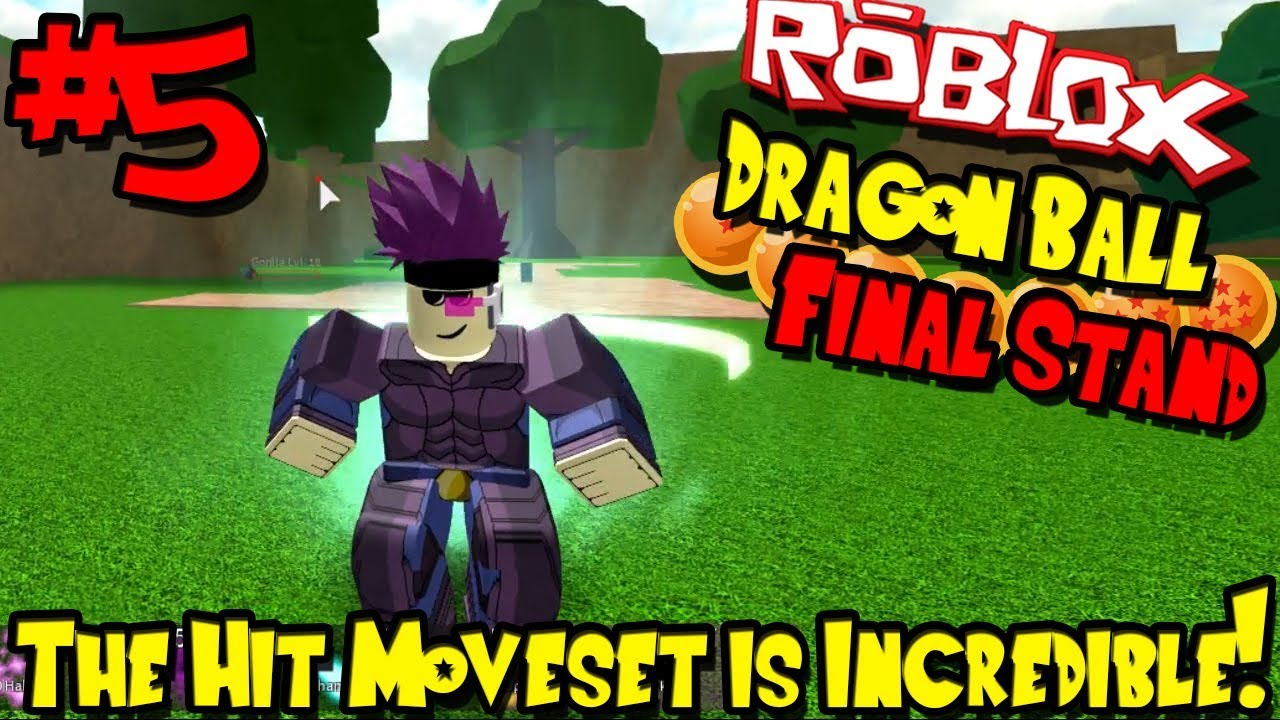 THE HIT MOVESET IS INCREDIBLE! | Roblox: Dragon Ball Final Stand - Episode 5