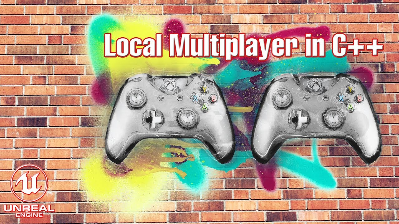 C++ Local Multiplayer in Unreal Engine – Your Guide to Free High