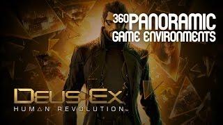 Panoramic: 360° Deus Ex: Human Revolution