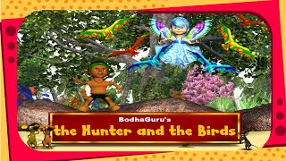 Short Story on plant types - The hunter and the birds - Part 1 - English