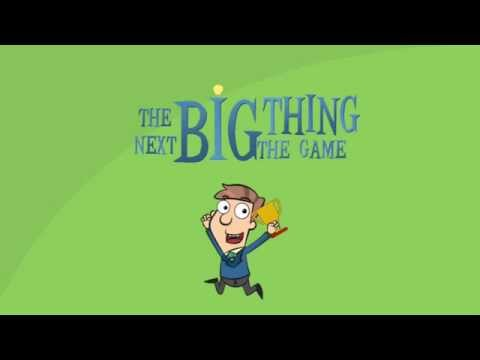 The Next Big Thing - The Game of Entrepreneurship