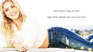 Shakira - The One Thing (Lyrics) (Letra Traducida al Español)