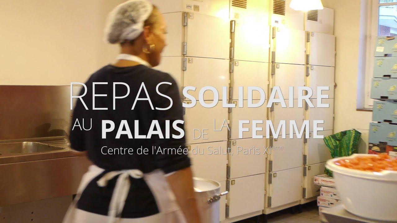Tout Est Un Repas Solidaire Du 18 Décembre 2015 Au Palais De La Femme