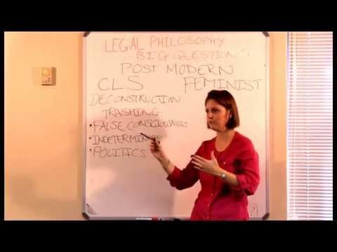 Legal Philosophy Discussion Class Video Part 4