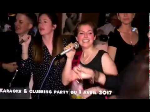soirée karaoke & clubbing du 1 avril 2017 avec DJ kenzo & DJ Andre A