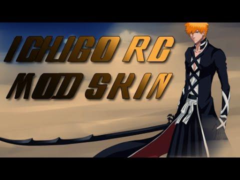 Ichigo Kurosaki skin | RC MOD | AOTTG