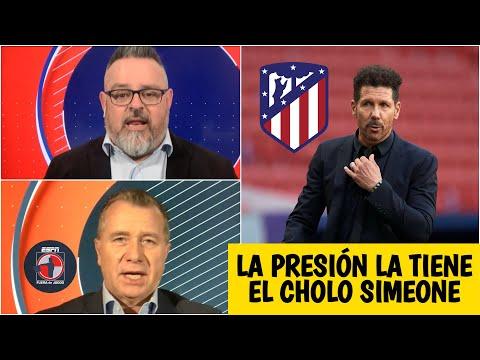 LA LIGA Atlético De Madrid  Y Real Madrid DISPUTAN El Título En La última Jornada | Fuera De Juego