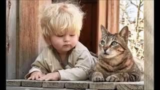 ПРИКОЛЬНЫЕ ФОТО ДЕТЕЙ И ЖИВОТНЫХ