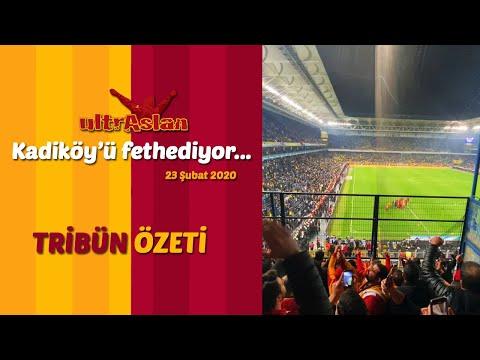 ultrAslan Kadıköy'ü fethediyor! / Fenerbahçe 1 – 3 Galatasaray