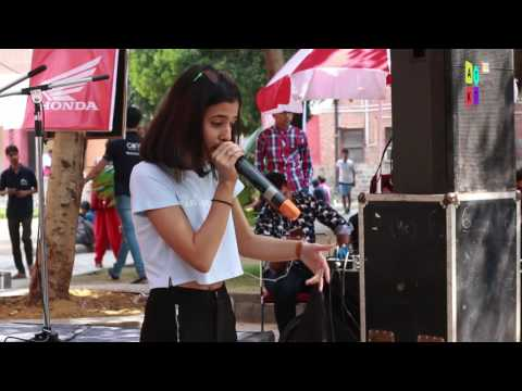 Spectacular Beatboxing Performance by Gargi College Student | ATKT.in Talent Tent